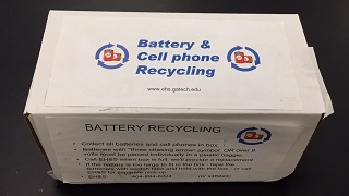 battery recycling box