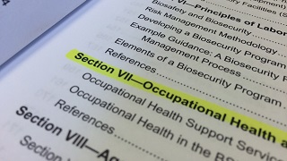 bio occupational health