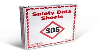 safety data sheet book